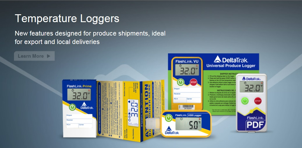 FlashLink Single-Use Loggers